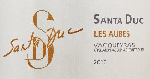 "2010 Domaine Santa Duc ""Les Aubes,"" Vacqueyras 750 Ml"