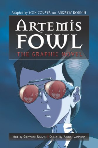 Artemis Fowl Graphic Novel In 2001,