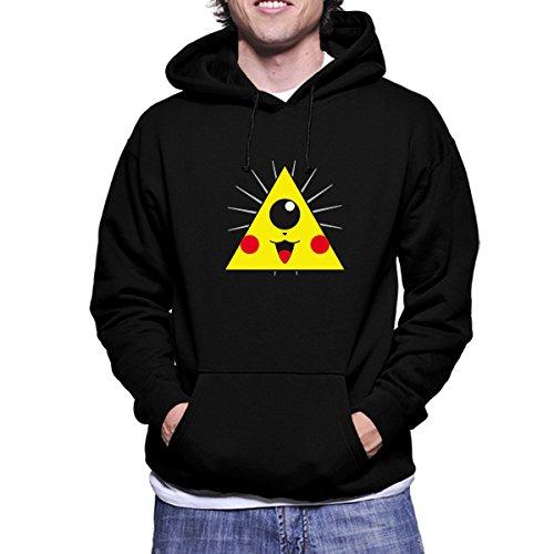Pokemon-Go-Illuminati-Pikachu-Sudadera-Capucha