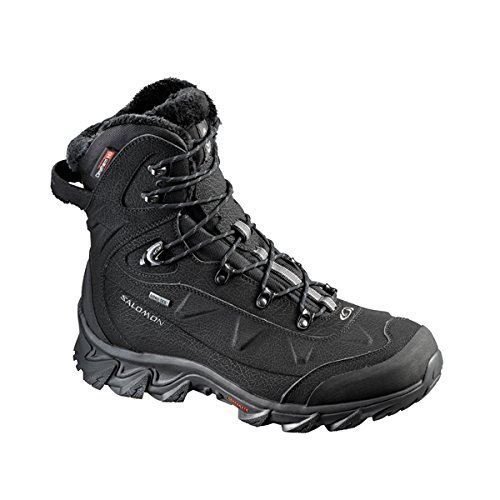 Salomon Nytro GTX Men black/autobahn