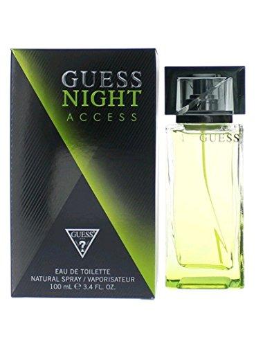 Night Access Eau de Toilette 100 ml Spray Uomo