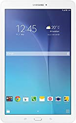 Samsung Galaxy Tab E SM-T561 Tablet (WiFi, 3G, Voice Calling), Pearl White