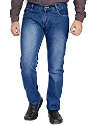 Karya Men Dark Blue Slim Fit Jeans