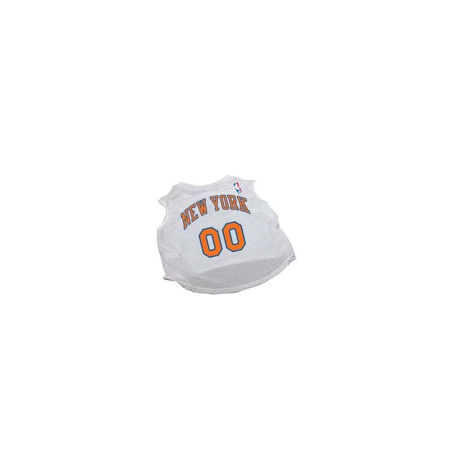 Officially Licensed By the NBA New York NY Knicks Dog Basketball Jersey  Small c7c1db3c8