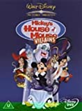 Mickey's House Of Villains [DVD]