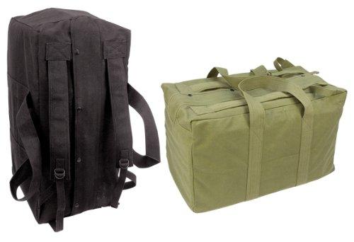 MOSSAD TYPE TACTICAL CARGO BAG-Black- (Mossad Type Tactical Cargo Bag compare prices)
