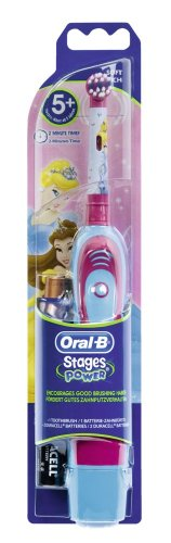 Advance Power D2010 Kids Battery Toothbrush (colour And Design May Vary) By Oral-b