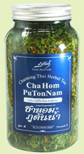 Phu Ton Nam Herbal Tea Formula 5 (Relaxing),100G.