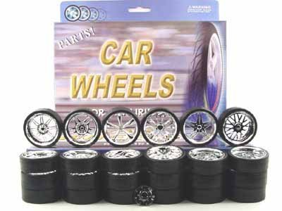Replacement Rims For 1/18 Scale Cars & Trucks (1 24 Custom Wheels compare prices)
