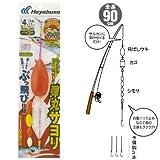 ハヤブサ(Hayabusa) 弾丸サヨリ ぶっ飛び仕様 4-0.8 HA140-4-0.8