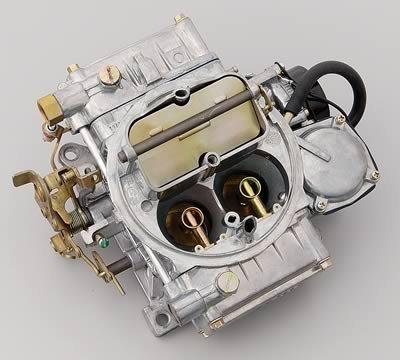 Holley 65-80457S Remanufactured Carburetor