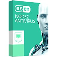 ESET NOD32 Antivirus 2017 for 1 PC (2 Year)