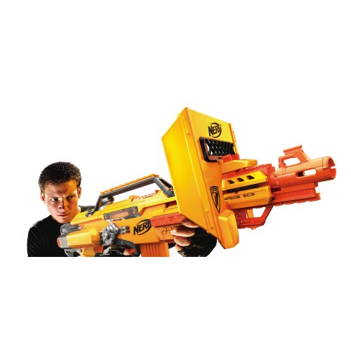Nerf N-Strike Stampede ECS (Discontinued by manufacturer) (Hail Fire Nerf Gun compare prices)