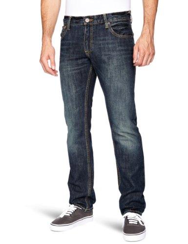 Quiksilver Matt Adore Straight Men's Jeans Dark Aged W32 IN x L32 IN