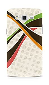 Amez designer printed 3d premium high quality back case cover for Samsung Galaxy Grand 3 (Abstract Colorful 2)
