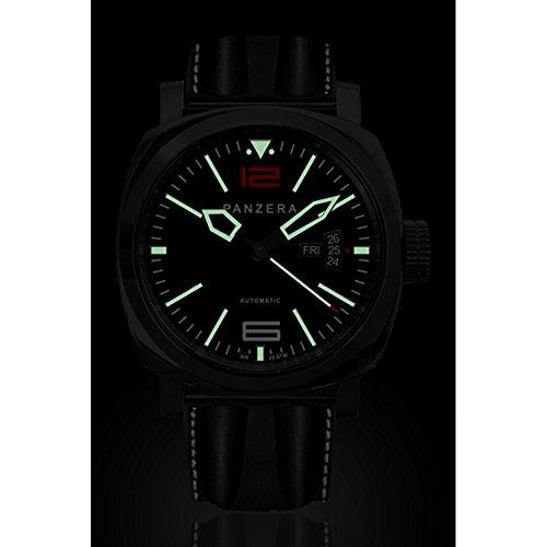 orologio uomo nero opaco