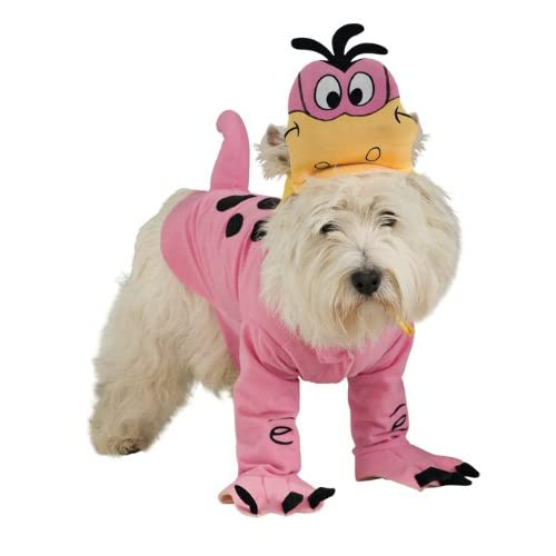 Dino Flintstone Pet Costume