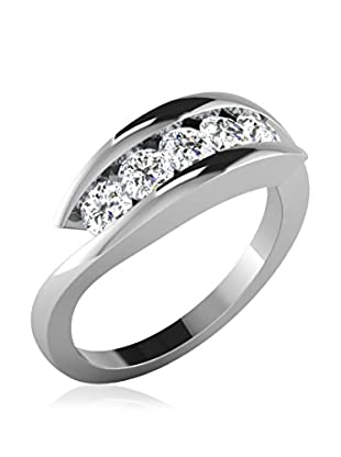 Friendly Diamonds Anillo FDR8037Y (Oro Blanco)