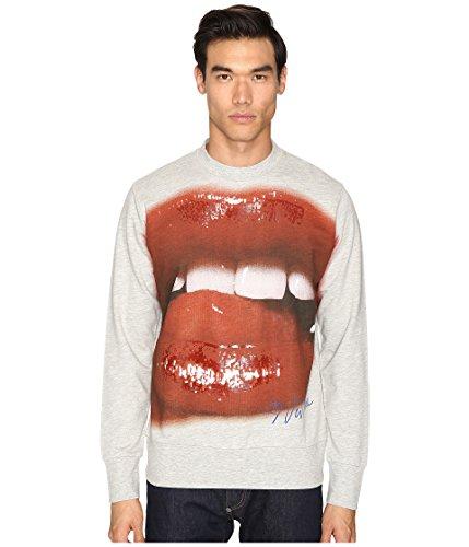 Vivienne-Westwood-Mens-Sweatshirt-100Percentco-Grey-Melange