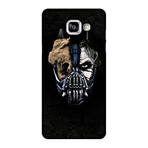 Face of Mutant Back Case Cover for Galaxy A5 2016