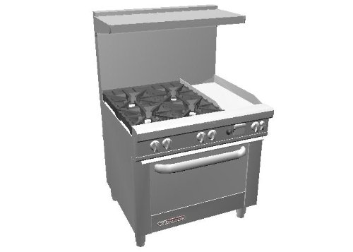 Small Gas Stove Oven front-556335