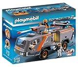 5286 - Spy Team Commander Truck + 4876 - Secret Agent Car