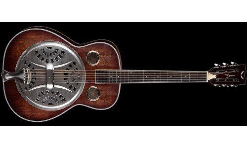 Dean Guitars Res Sao Steel Guitar - Antique Natural Distressed Oil Finish