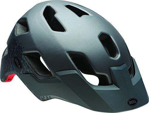 Bell-Stoker-Bike-Helmet-Matte-Titanium-Braille-Large