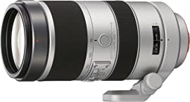 Sony SAL70400G 70-400mm f/4-5.6 G SSM Lens (Black)