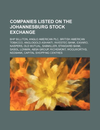companies-listed-on-the-johannesburg-stock-exchange-bhp-billiton-anglo-american-plc-british-american