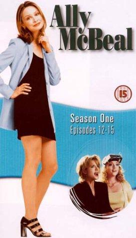 Ally McBeal – Season 1 – Episodes 12-15 (1997)