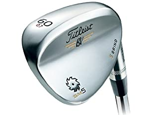 Brand New Titleist Vokey Design SM5 Wedge S-Grind Tour Chrome 60 Degree by Vokey