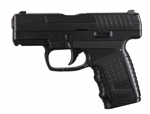 Softair Pistole Walther PPS, Federdruck