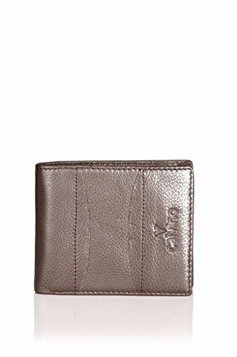 Calvino Calvino 003 Brown Men's Wallet