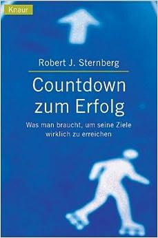 Countdown zum erfolg was man braucht um seine ziele for Was braucht man wirklich zum leben