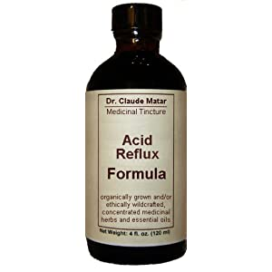Heartburn / Acid Reflux Formula (4oz - 120ml) Naturopath/MD-Formulated ...