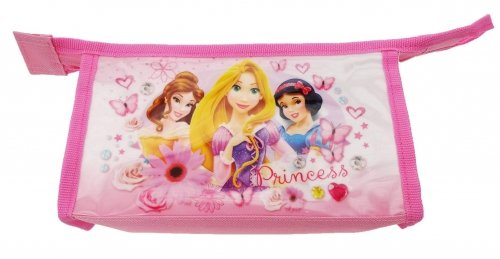 [Disney Princess 'I Am A Princess' Washbag Bags] (Car Wash Costume Ideas)