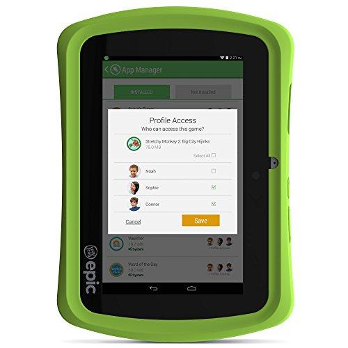 LeapFrog-Epic-7-Android-based-Kids-Tablet-16GB-Green