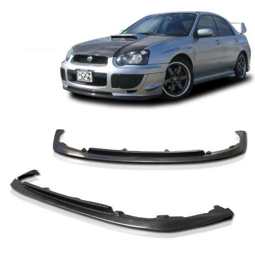 Subaru Impreza GD WRX GD WRX S203 V-Limited CS1 Style Urethane Front Bumper Lip Chin Spoiler
