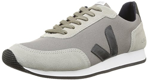 Veja - Arcade, Stringate da uomo, grigio (1189/grey/oxford grey/black), 42