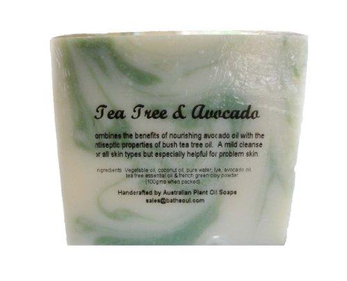 Natural Handmade Soaps From Australia'S Gold Coast (Tea Tree & Avocado)