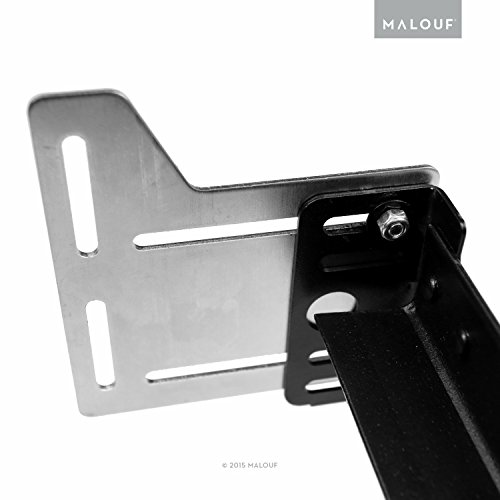 Structures By Malouf Queen Bed Frame Headboard Bracket