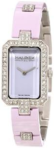 Haurex Women's XS357DL1 Lilac Crystal Watch