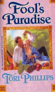 Fool's Paradise (March Madness) (Harlequin Historical No 307), TORI PHILLIPS