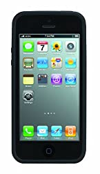 iPhone 5 Vision TPE & Transparent Polycarbonate Protection Black + Clear Guard (GG800227)