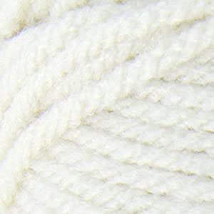 Red Heart Yarn With Love 1001 White