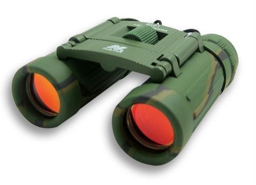 Ncstar Compact Binocular - 8X21 Dcf Camo. Monocular-Ruby Bdc821R