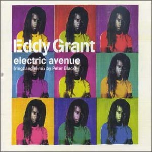 Eddy Grant - Electric Avenue (Maxi) - Zortam Music