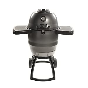 Bubba Keg 05501 Barrel-Shaped Charcoal Grill for Convection-Style Cooking (Discontinued by Manufacturer)