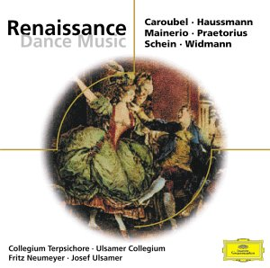 Renaissance Dance Music from Universal Classics